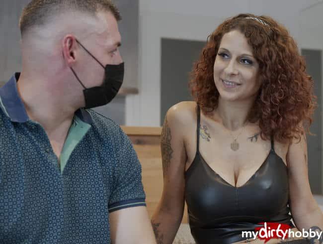 Mara Martinez gibt Wichsanleitung auf Bayrisch